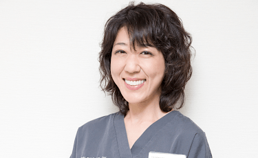 歯科衛生士:鈴木敦子(すずきあつこ)